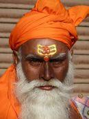 Holy man Jaipur