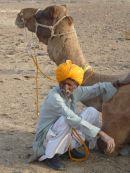 A man's best friend is his ..... Camel