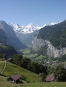 Classic Swiss View