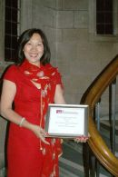 Susan Chan of 'New Horizons, Creative Solutions'