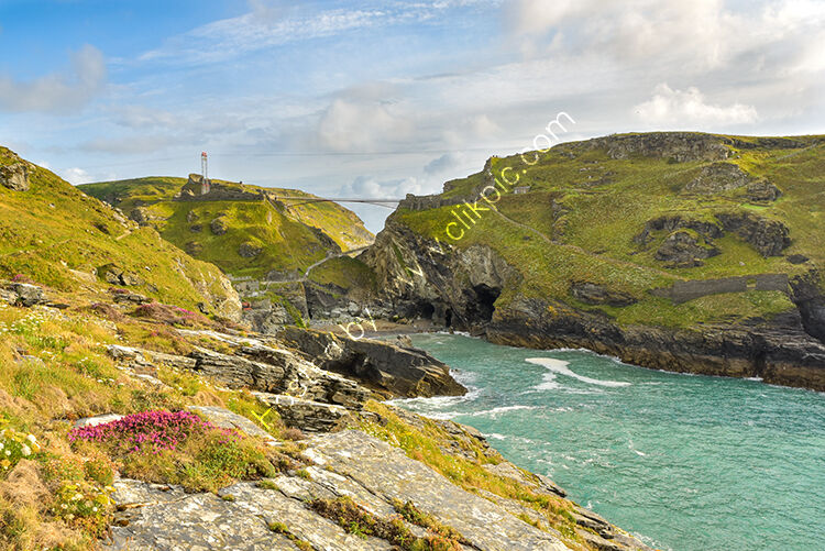 Tintagel Haven.