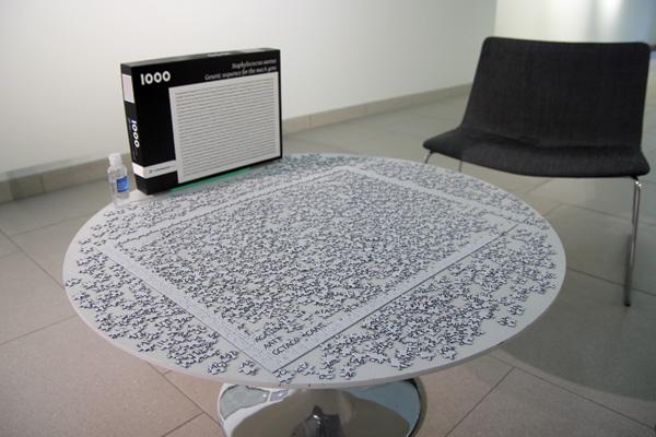 Jigsaw for Bioinformaticians