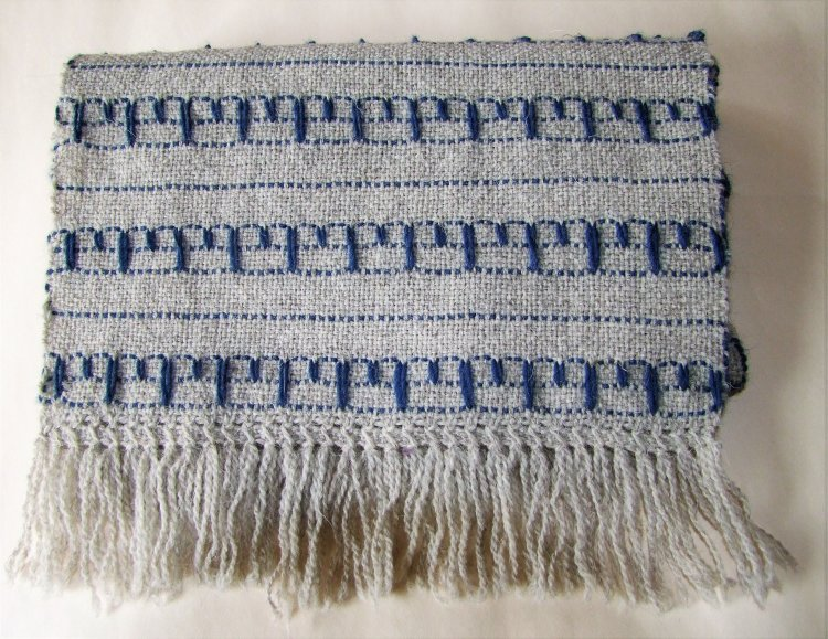 British Wool Shawl