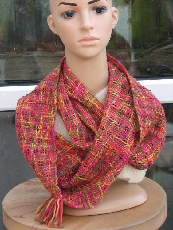 Autumnal Cowl