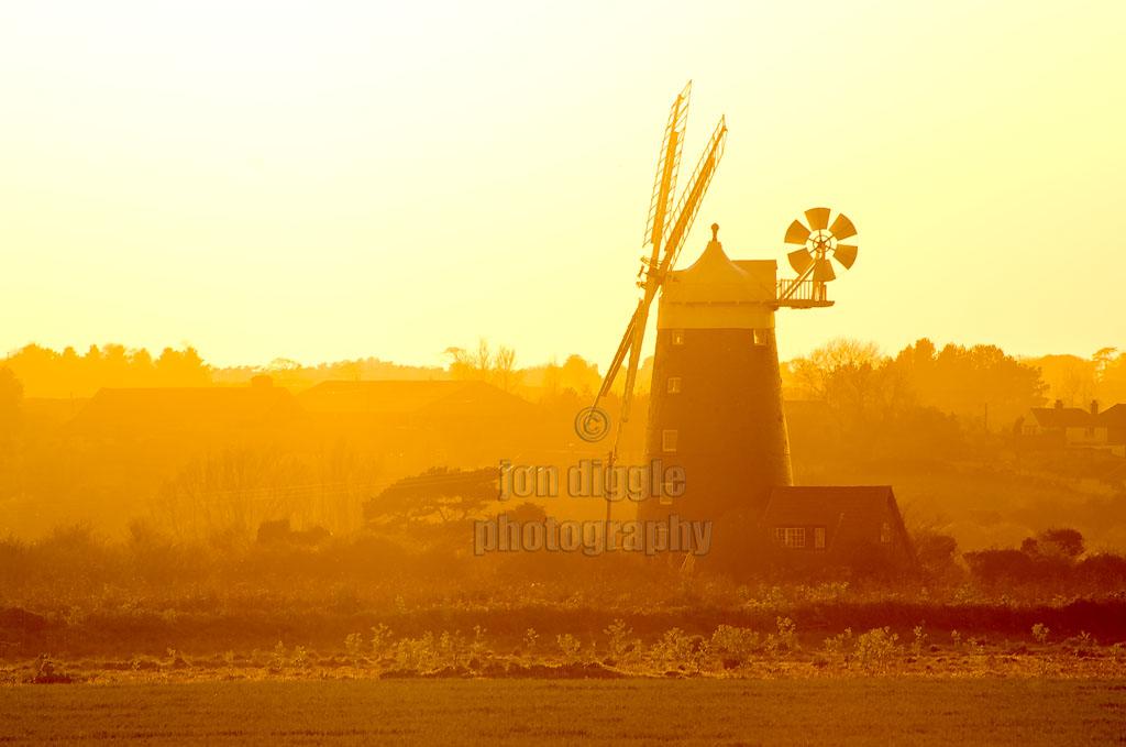 Burnham Overy Windmill Norfolk