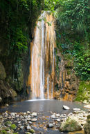 Diamond Waterfalls St Lucia