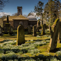 Durisdeer Churchyard