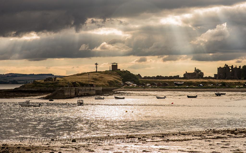 Lindisfarne Northumberland