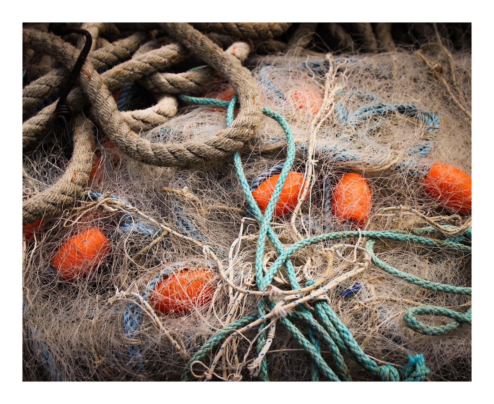 Fishing Nets, Sheringham