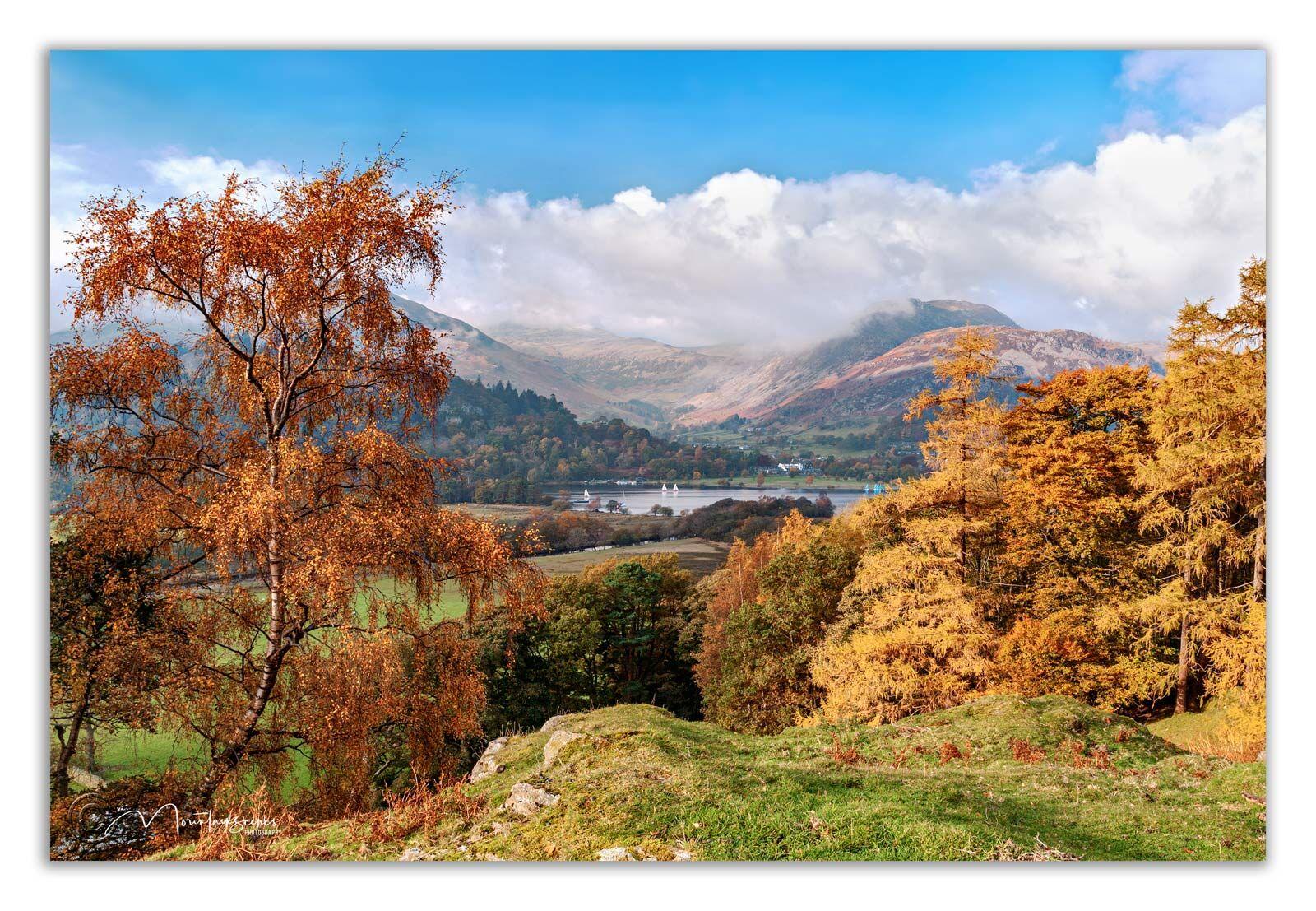 Autumn colours at Ullswater