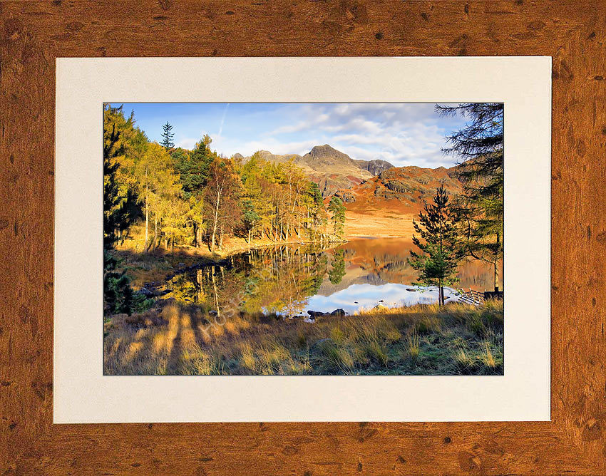 Blea Tarn in Autumn 3