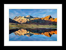 Blea Tarn Reflections 1