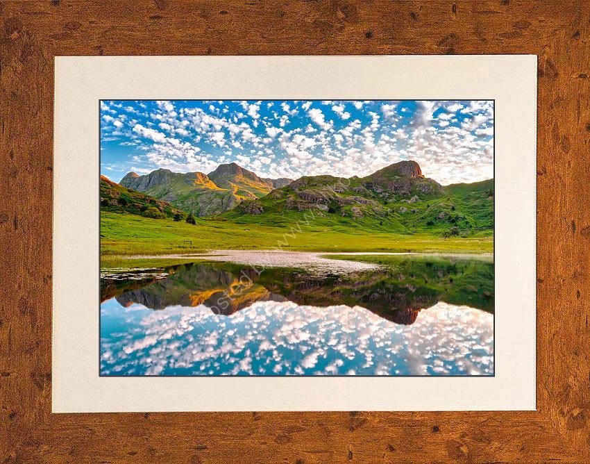 Blea Tarn reflections 2