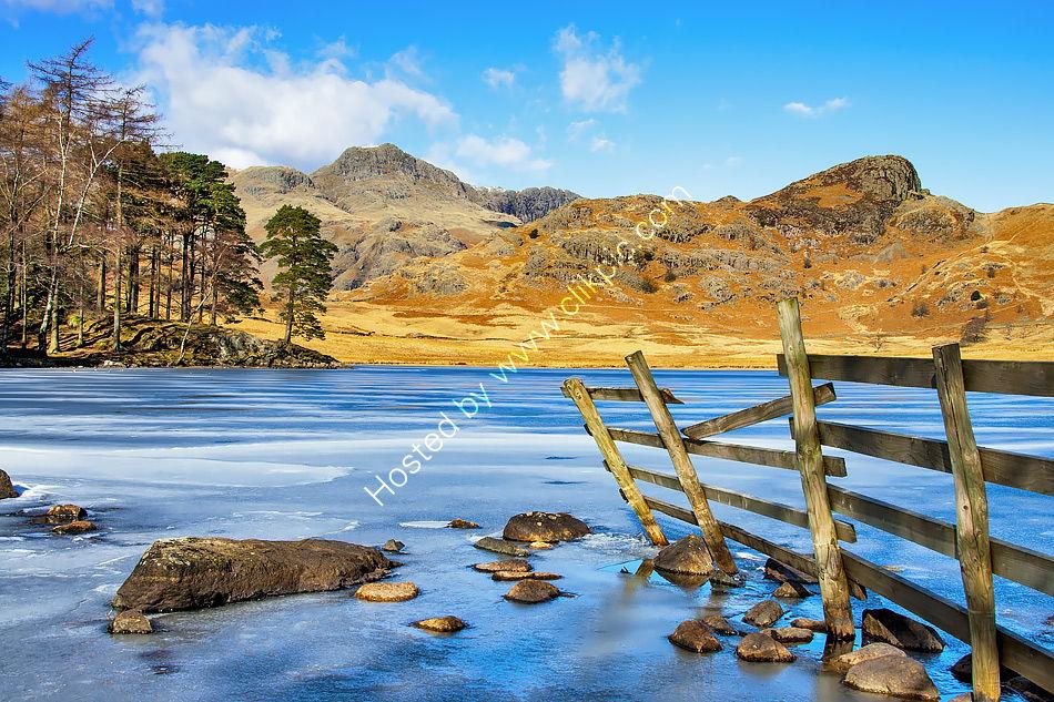Blea Tarn in Winter 1