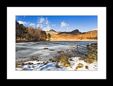 Blea Tarn in Winter 1