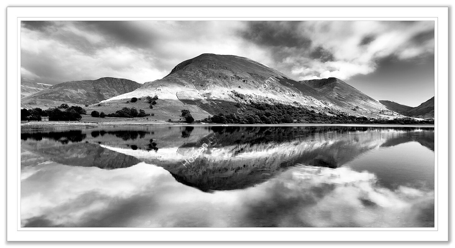 Brotherswater reflections