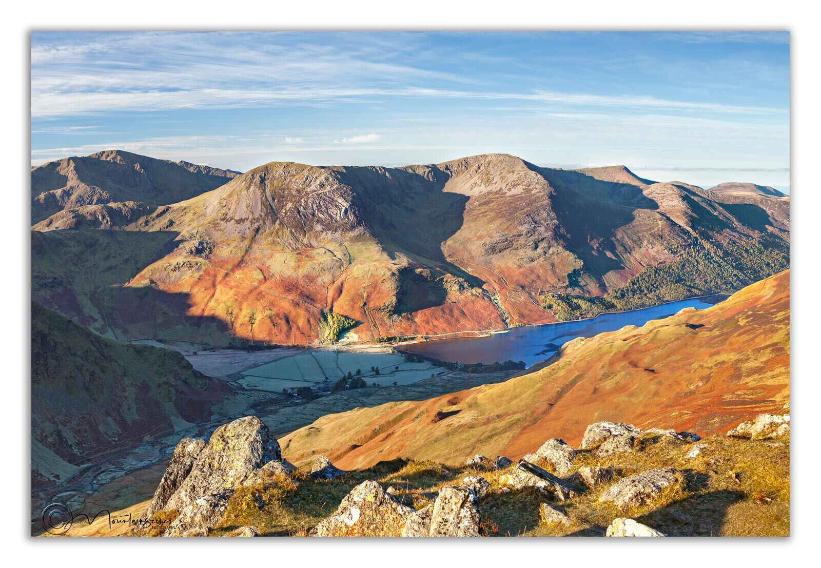 High Crag above Buttermere