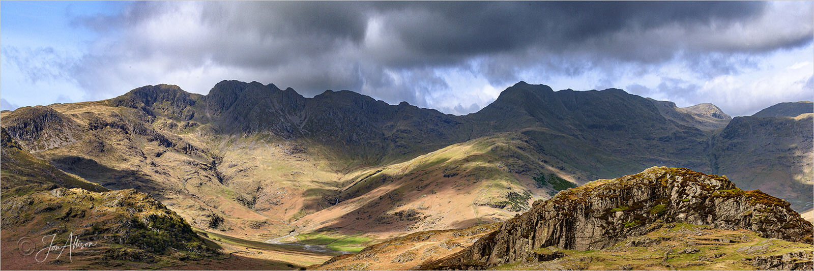 Crinkle Crags & Bowfell