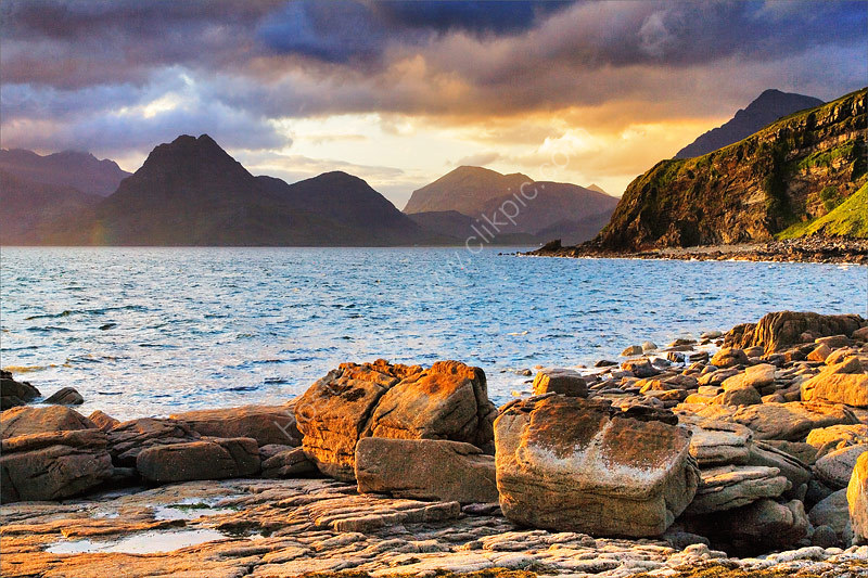 The Cuillin from Elgol