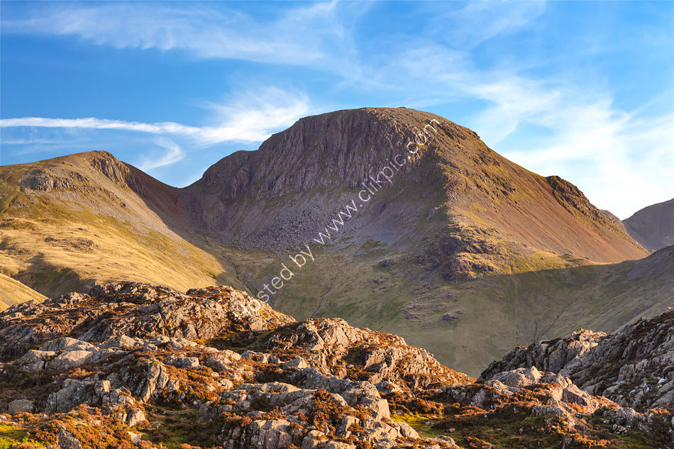Great Gable from Haystacks 2