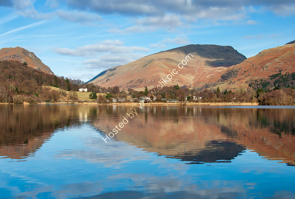 Grasmere Reflected