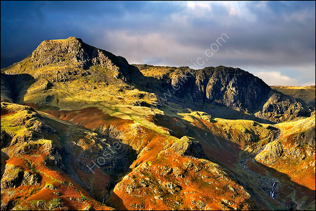 Harrison Stickle and Pavey Ark.