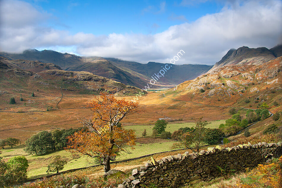 Across Little Langdale