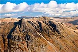 Langdale Pikes from Crinkle Crags