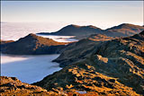 Cloud inversion from Bowfell