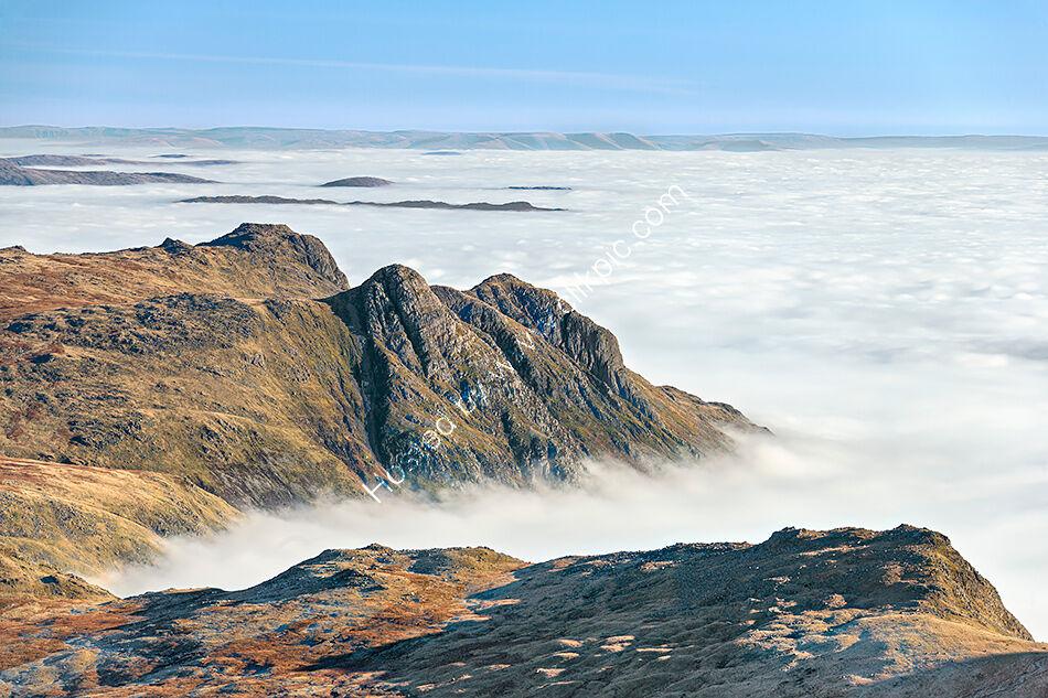 Langdales through the cloud