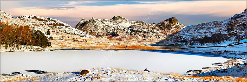Blea-Tarn-in-Winter