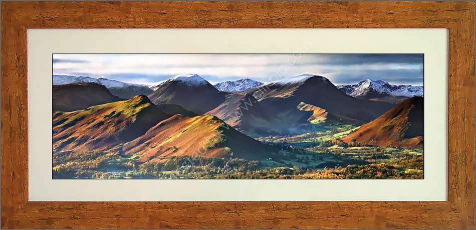 Catbells and the Derwent Fells