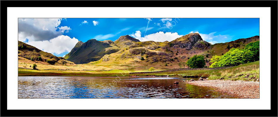 Blea Tarn in Summer