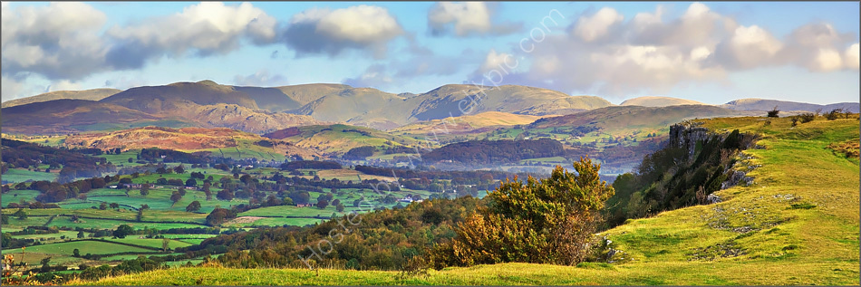 Kentmere from Cunswick Scar, Kendal