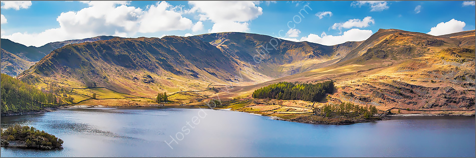 Haweswater, Riggindale & High Street