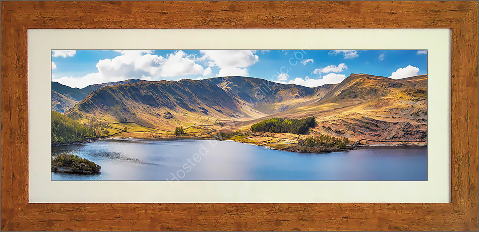 Haweswater and Riggindale