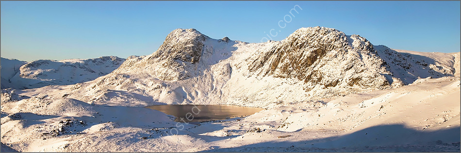 Langdale Pikes & Stickle Tarn