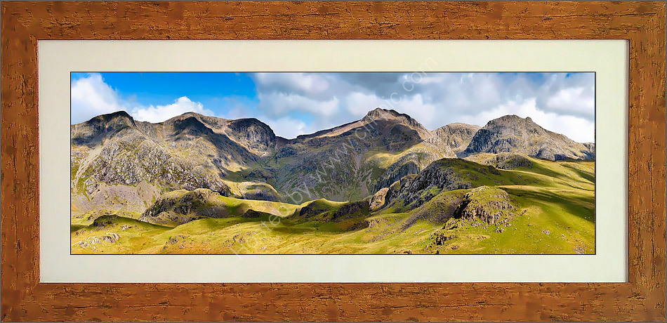 Scafell Range from Moasdale