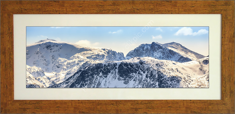 **NEW** Scafell and Scafell Pike from Whiteless Pike