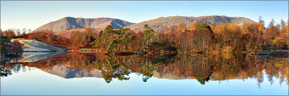 Tarn Hows and Wetherlam