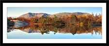 Tarn Hows and the Coniston Fells