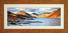 Wastwater in Autumn
