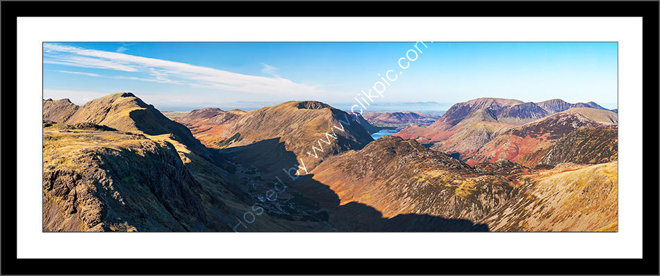 Pillar and Ennerdale Framed