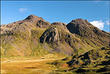 Scafell from Moasdale