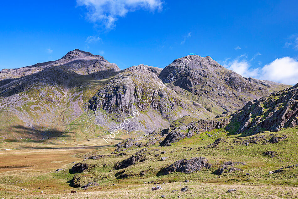 Scafell and Esk Buttress