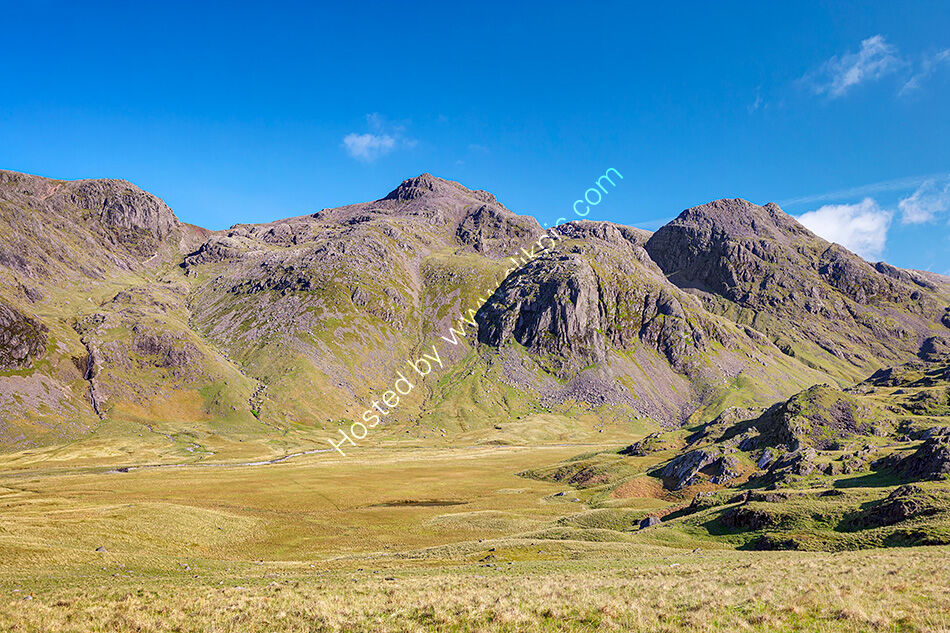 Scafell and Upper Eskdale