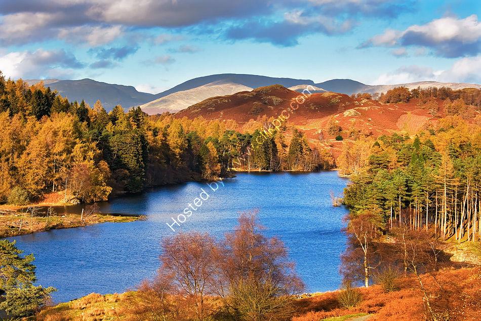 Tarn Hows in Autumn 5