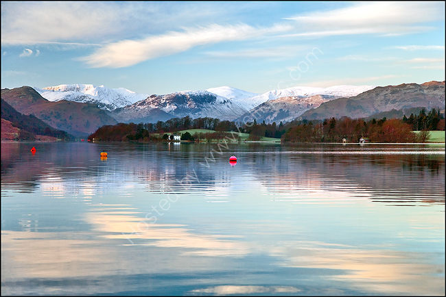 Ullswater from Sharrow Bay