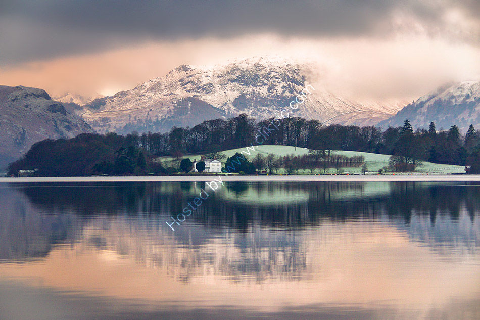 Ullswater Winter Dawn