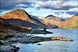 Wastwater, Yewbarrow & Great Gable